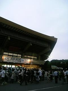 武道館という場所。