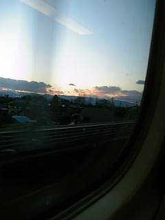京都は寒いかな。